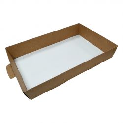 Bandejas para catering 367 x 257 x 78mm (25 uds)