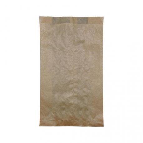 Bolsa de Papel Bollería / Panadería Multiuso 14 + 7 x 24cm (1.000 uds)