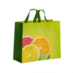Bolsas Rafia supermercado 450 + (2 x 110) x 400mm (100 uds)