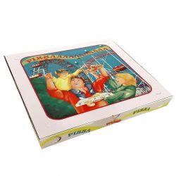 Caja Pizza 500 x 500 x 50mm (50 uds)