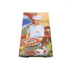 Caja pizza calzone 280 x 170 x 70mm (100 uds)