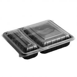 Envases Catering PP 235 x 194 x 50mm (240 uds)