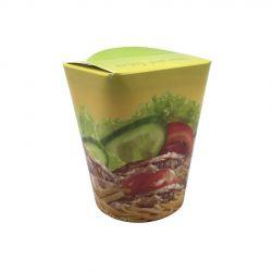 Envases multifood línea Take Away Döner 500ml (500 uds)