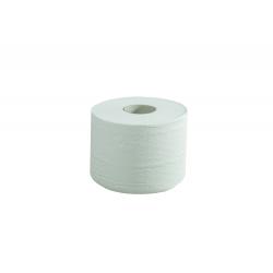 Papel Higiénico WC Micro Jumbo Reciclado 100mts (24 uds)