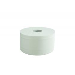 Papel Higiénico WC Mini Jumbo 100% Puro 130 mts (18 uds)