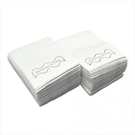 Servilletas de papel Miniservis 17 x 17cm (14.000 uds)