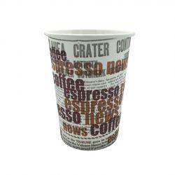 Vasos de papel Café Ø 90mm 475ml (16Oz) (1.000 uds)