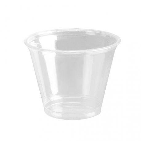 Vasos PET Ultratransparente Ø 92mm 266ml (9Oz) (1.000 uds)