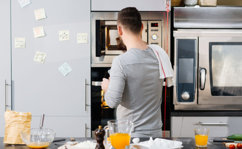 Mejores envases y recipientes para cocinar en el microondas